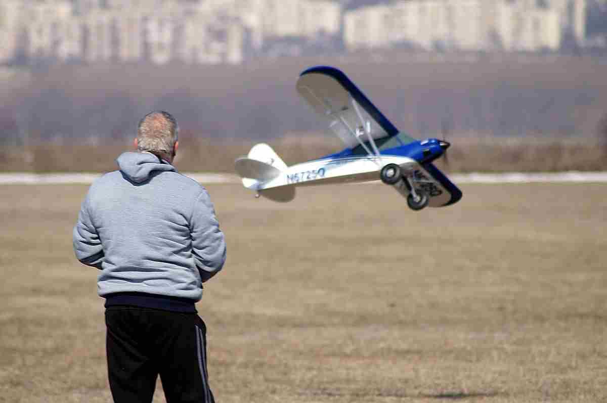 Авиомоделизъм Летище Казанлък