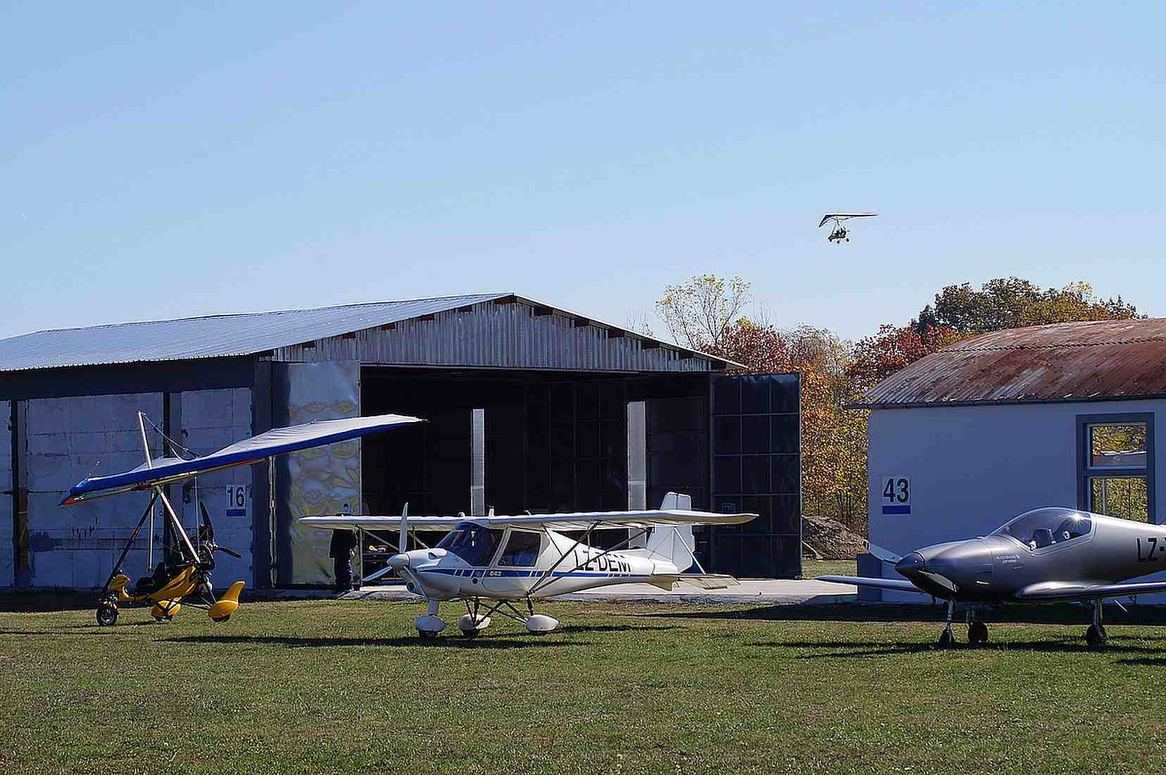 AERO CLUB KAZANLAK AIRFIELD